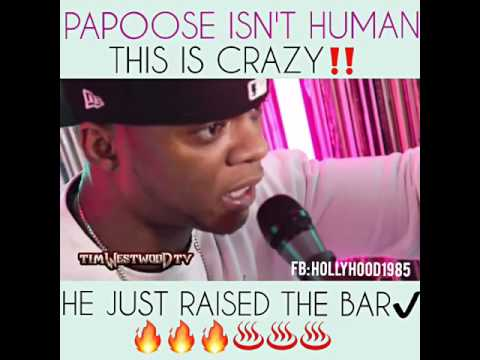 Papoose Alphabet Freestyle