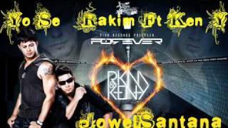 Yo Se (Forever) - RKM & Ken-Y Ft Arthur Hanlon (CD Master Rip Original JowelSantana2011)