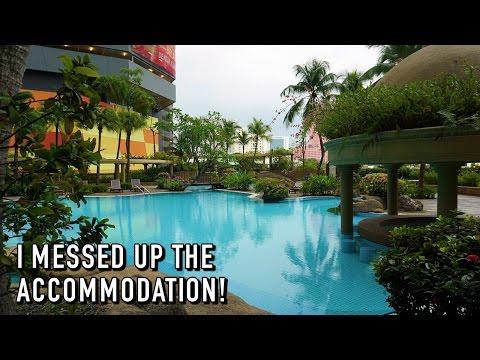 I MESSED UP THE ACCOMMODATION! | Kuala Lumpur, Malaysia