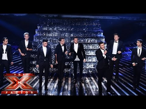Stereo Kicks Sing Bobby Darin's Mack The Knife | Live Week 6 | The X Factor UK 2014