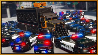 GTA 5 Roleplay - I DESTROY EVERY COP IN THIS | RedlineRP