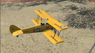 Flight Sim Historian Episode 187: Avro 621 Tutor (FSX:SE)
