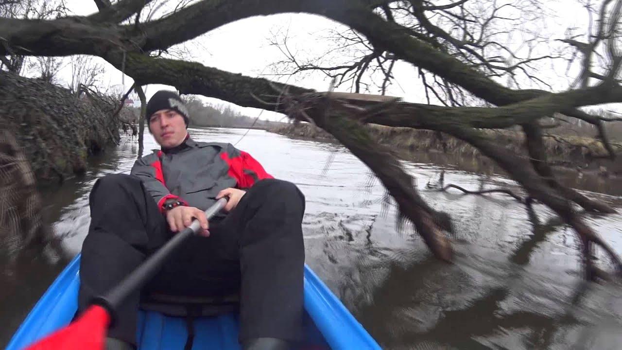 Водный поход на байдарках 2015. Активный отдых. Сплав по реке. Беларусь (Минск)