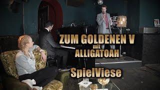 SpielViese mit ALLIGATOAH & BRKN - Lass Liegen/Denk an die Kinder/Vor Gericht - ZUM GOLDENEN V