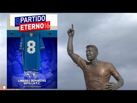 Partido Eterno. Linares Deportivo - Sevilla FC