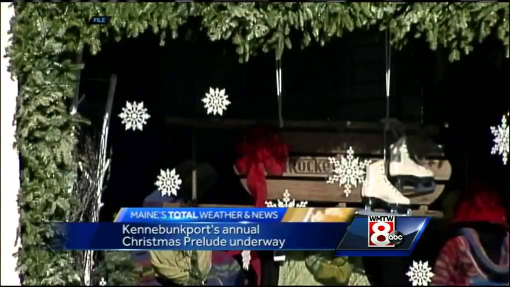 kennebunkports christmas prelude wraps up sunday