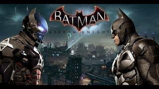 """Стрим по Batman: Arkham Knight """"Суровый Бэтмен и Бедная Женщина Кошка"""""""