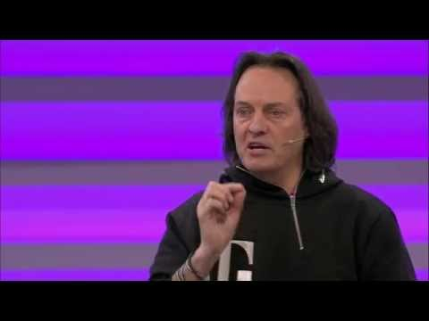 7. John Legere on USA – Deutsche Telekom Capital Markets Day