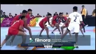 Khelo india under 17 match.