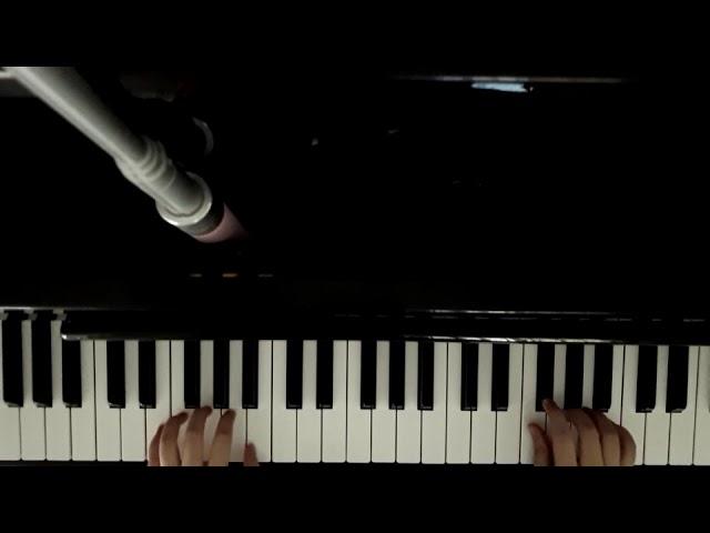 Someday Ballad Milo Manheim Meg Donnelly Zombies Piano Tutorial