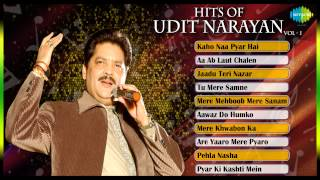 Gambar cover Hits Of Udit Narayan - Playback Singer - Best Bollywood Songs - Top 10 Hits - Vol 1