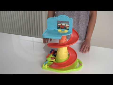 Argos Toy Unboxing: Playskool Pop-Up Rollin' Ramp