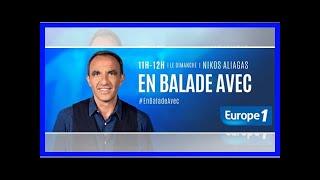Nikos Aliagas en balade avec Maître Gims, ce dimanche 18 mars 2018 (Extrait vidéo)