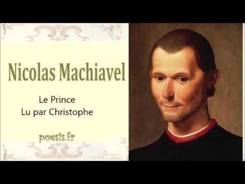 Livre Audio   Le Prince  Nicolas Machiavel