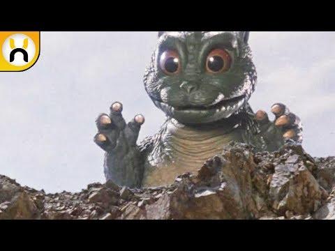 History of Godzilla Junior (Heisei Era) | Godzilla: King of the Monsters