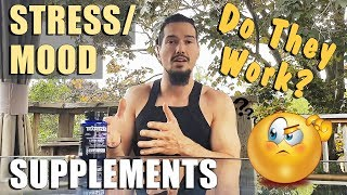 Mood & Stress Supplements - Do They Work for Anxiety, More?