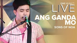 """Ang Ganda Mo"" by Sons of NOA 