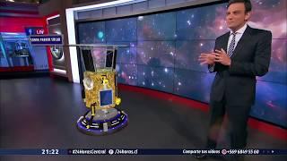 Sonda solar Parker:  La misión de la nave que tocará el Sol