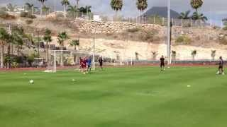 Great Goals - TFP Player Camp