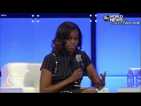 Michelle Obama headlines Pennsylvania Conference for Women in Philadelphia