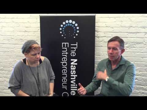 Joe Galante Karaoke Interview - Entrepreneur Center Nashville