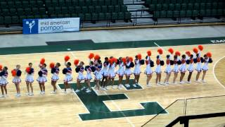 Garden City Varsity Pom - Mid American Pom State Champs 2012
