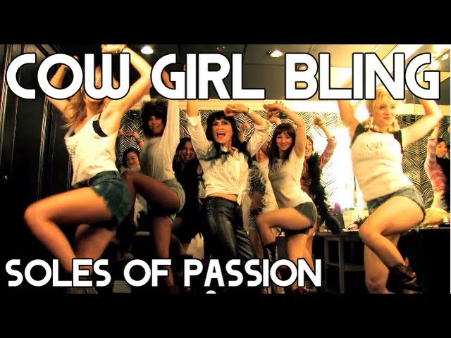 """Soles of Passion - """"Cow Girl Bling"""" (Official Music Video)"""