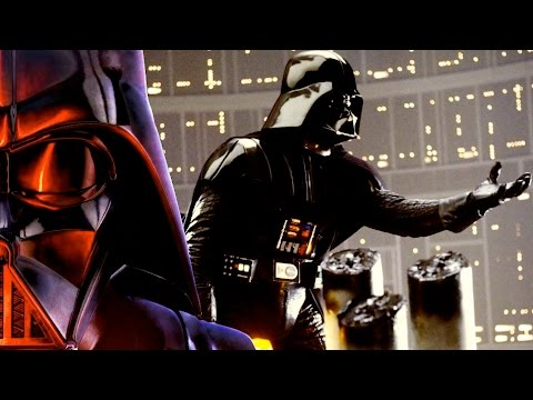 How Darth Vader Discovered Luke Was His Son