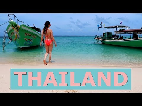 THAILAND TRAVEL GUIDE 2018: EVERYTHING YOU NEED TO KNOW | TRAVEL VLOG IV