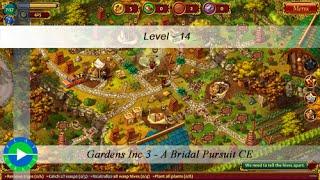 Gardens Inc 3 - A Bridal Pursuit CE - Level 14