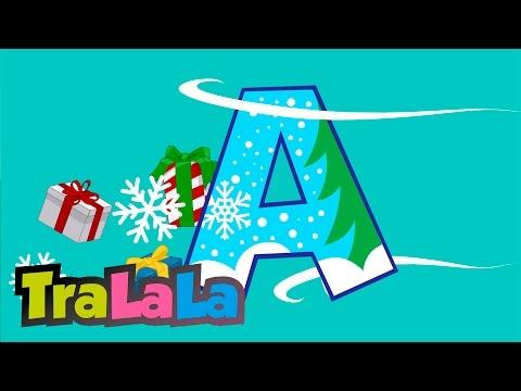 A, a, a, a venit iarna, da - Cântece de iarnă pentru copii | TraLaLa
