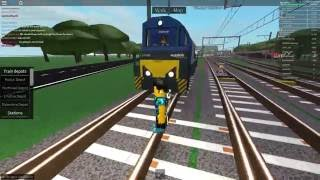 Roblox - Terminal Railways - NEW ROZLYN DEPOT!!!