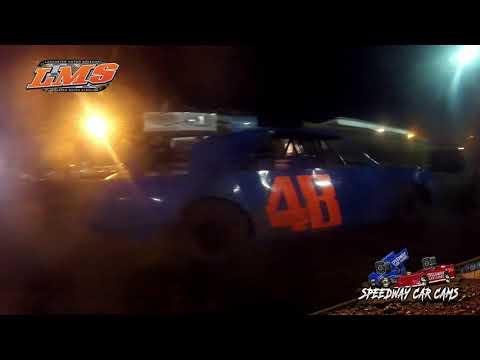 #48 Jonathan Hinson - Thunder - 3-7-20 Lancaster Motor Speedway - In-Car Camera