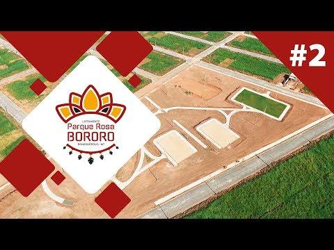 Andamento de obra #2: Parque Rosa Bororo - Maio 2019