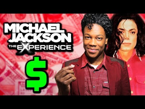 Michael Jackson: The Experience  Money