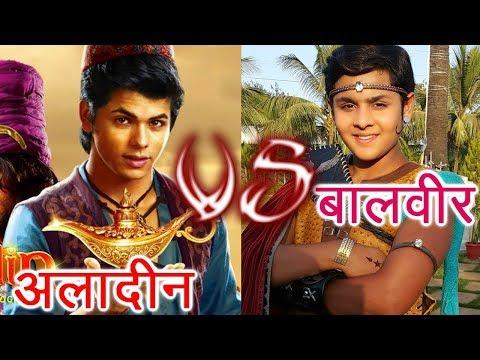 Muqabla #14 - Aladdin Vs BaalVeer | Aladdin Vs Baal Veer | Avneet Kaur