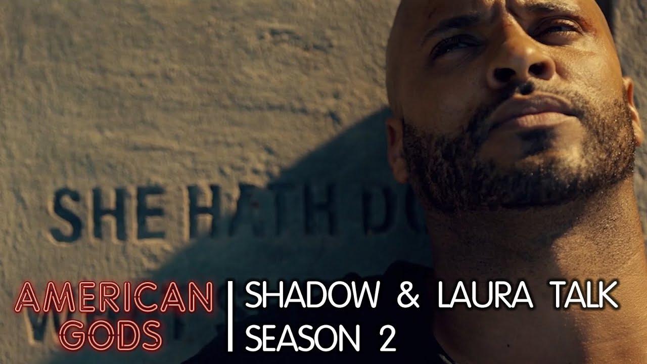 Shadow & Laura talk | American Gods - Season Two