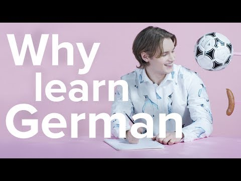 Why learn German