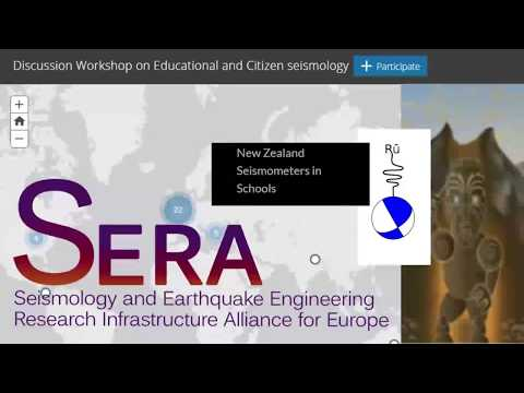 The New Zealand Network for Seismology in Schools | #educitiseis2018