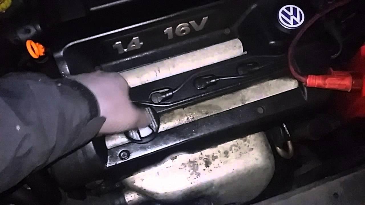 Контрактный двигатель Volkswagen (Фольксваген) 1.4 | Где купить? | Тест мотора