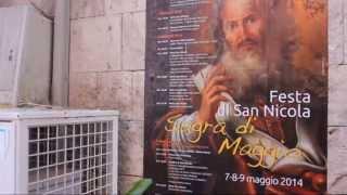 Bari, San Nicola dei baresi 2014