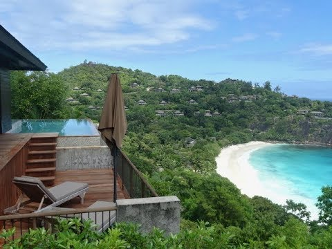 Four Seasons Resort, Seychelles - Hilltop Pool Villa