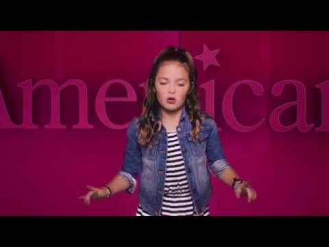2015 Girl of the Year Hint #1   American Girl