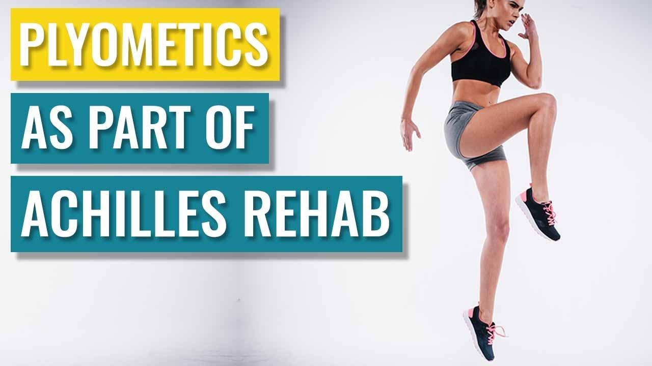 Achilles Rehab: When & How To Use Plyometrics - YouTube