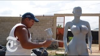 Busty Mannequins and an Inflated Sense of Beauty in Venezuela | The New York Times