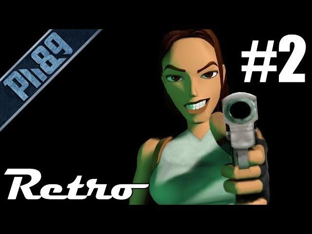 ISTENEK CSARNOKA   Tomb Raider 1 (1996) végigjátszás #2 [RETRO]