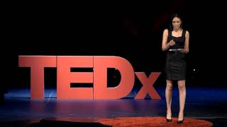 Inspiration's potential to change the world: Naima Mora at TEDxSacramento