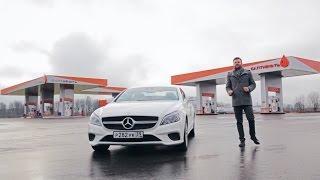 видео Отзыв Mercedes CLS 400 4MATIC (Мерседес Си-Эл-Эс) 2017 г.