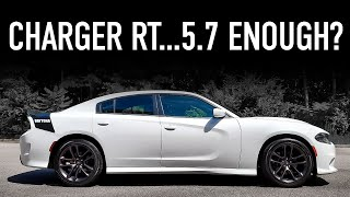 2020 Dodge Charger RT Review (Daytona)...Will the 5.7 Satisfy?