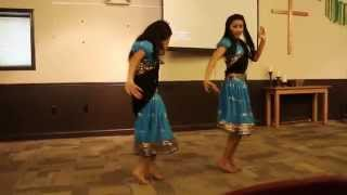 Hindi Christian song  - Hein messiah Tera ( Dance )